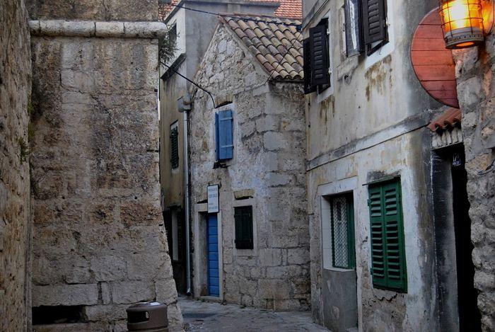 Architecture Streetphotography Building Exterior No People Mediterranean  Stone Houses  Croatia EyeEmNewHere EyeEmNewHere EyeEm Best Shots The Street Photographer - 2018 EyeEm Awards