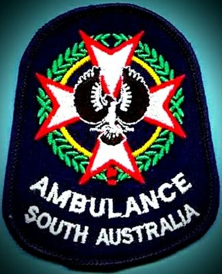 Text Logo Badges/patches BadgesAndPatches Badges And Patches Badges&patches Badges & Patches Badge Patch Rescue Emergency Medical Medical Staff EmergencyMedical Emergency Medical Service Ambulance Service Adelaide, South Australia Ambulance Crew Ambulance EMS No People Paramedic Paramedics Emergency Services Occupation Emergency Services Ambulance Badges Patches Ambulance Staff Close-up