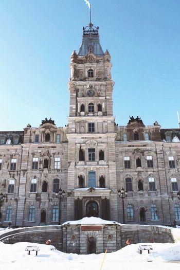 Quebec Traveling Winter Newtothis