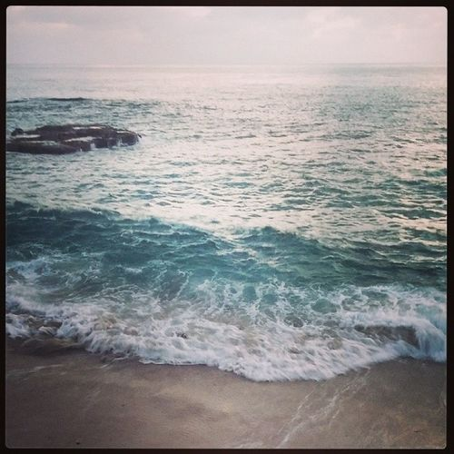 7 o'clock San Diego. Peaceful Beautiful SpringBreak Bluewater neverleaving sandiego @kthandfelt windnsea latergram beach