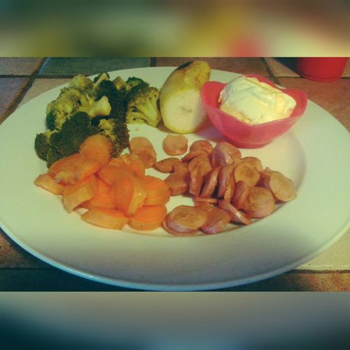 2nd day Militarydiet Dinner Healthy Food Motivatedlife Being Strong