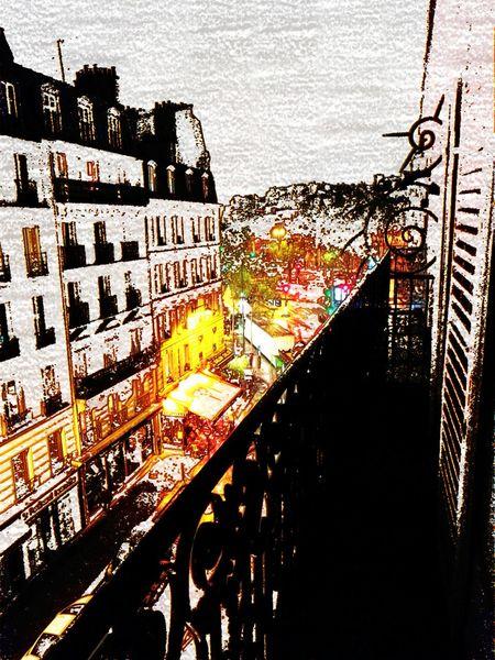 First Eyeem Photo @paris @night ParisByNight Pariscity Capital City Parispics @nightphotography @drawing