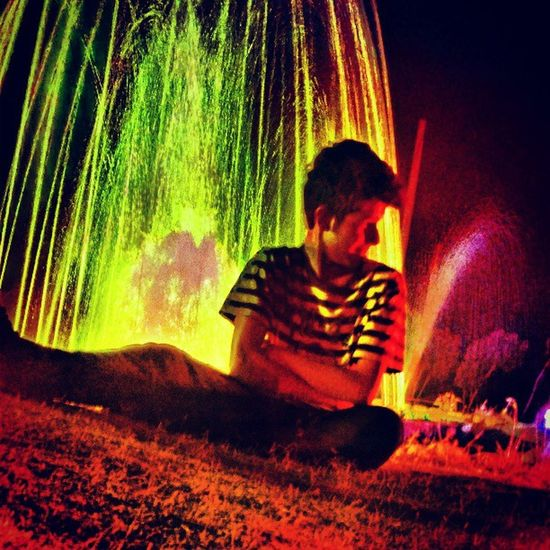 Uvizx Smiled Seperation Now water grass fountain dmc dante