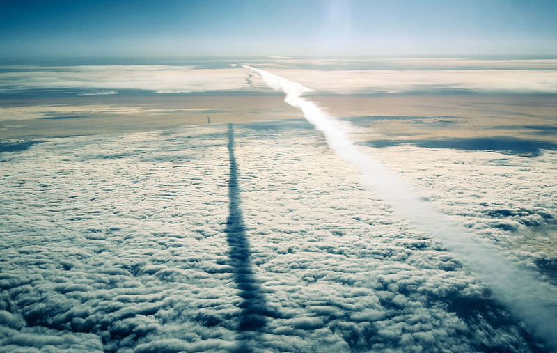 looking back | Beauty In Nature Chemtrails Clouds Clouds And Sky Cold Temperature Day Flying High Flying In The Sky Looking From A Plane Looking From Above Nature No People Outdoors Plane Scenics Sky Vapor Trail Let's Go. Together.