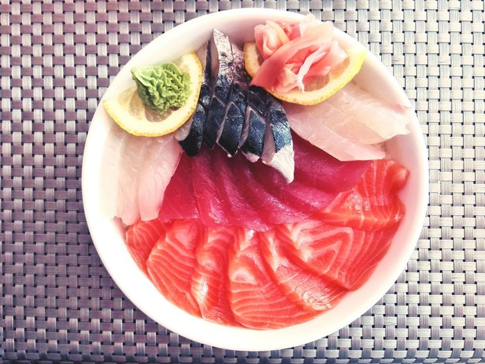 Food Asian Culture Asianfood Salmon Sashimi Lunch Fish Sushi Delicious Gourmet Fresh Food