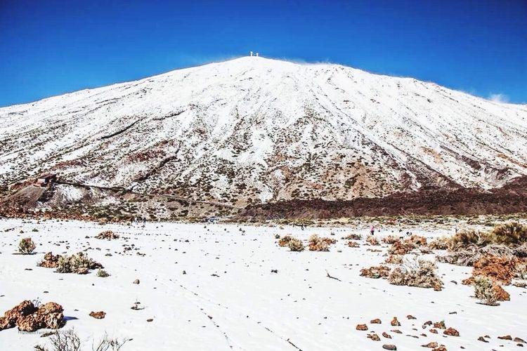 El TeideeHello WorlddTaking Photoss :3 snow