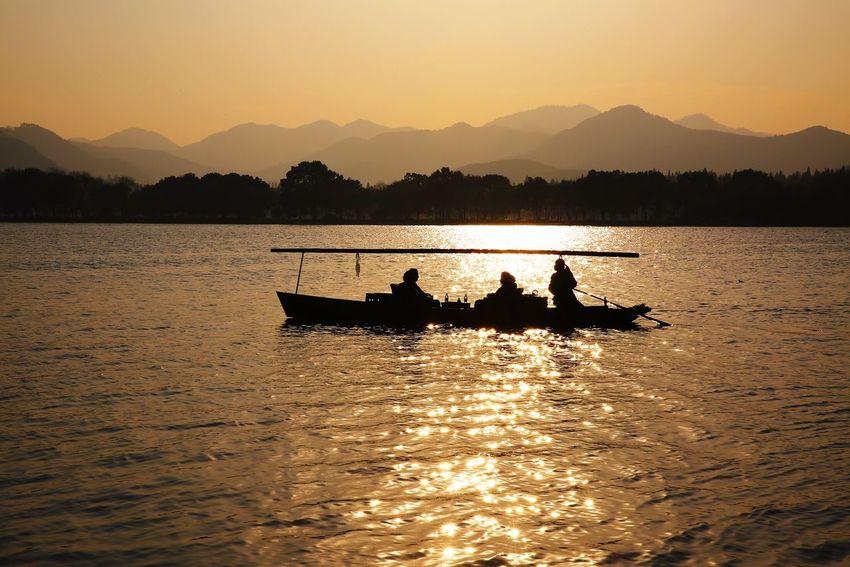 Sunset Nature Nature_collection 日落时分 Eye4photography  Landscape 黄昏