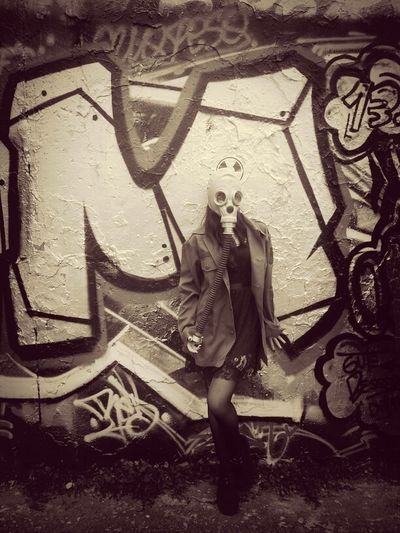at the fallen wall of Berlin Germany 2013 #outfit #OOTD