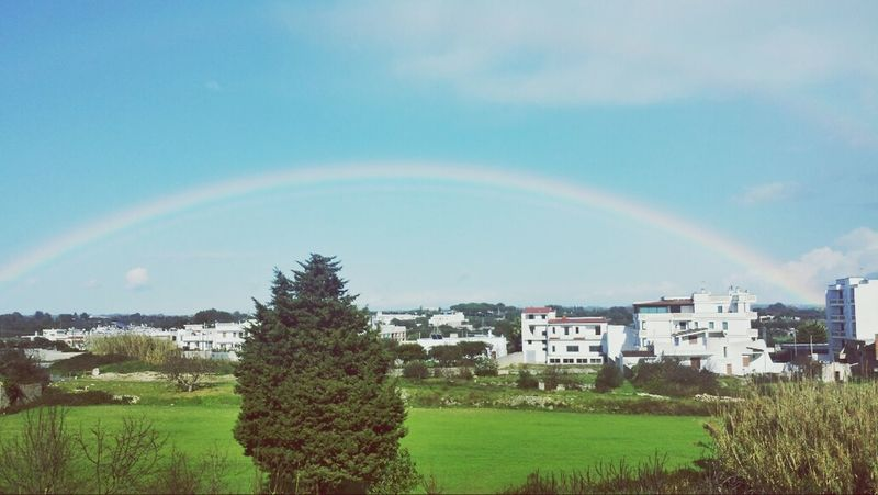 Beatiful Tricase City Arcobaleno  Millecolori