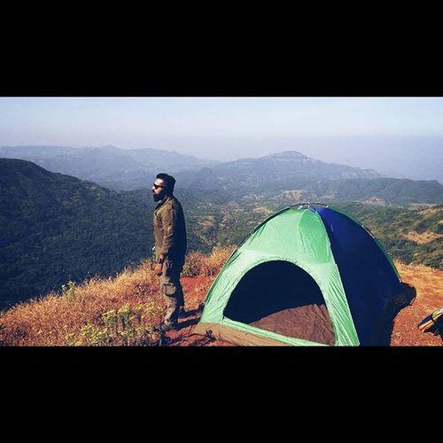 Away from the city Camping Adventure Moring Sunrise Mountains Us Terryboy Boysonaroadtrip Photooftheday Ahd Goa Mytravelgram