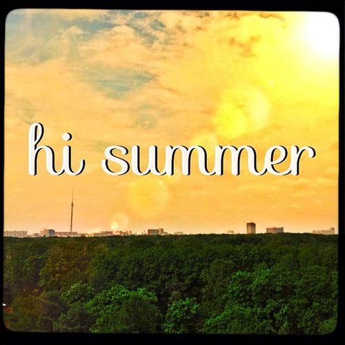 Ramzesnaz_summer Ramzesnaz Moscow Summer Hi Cool Best  Real Weekend Instagood Original Photo Park Day Nature June