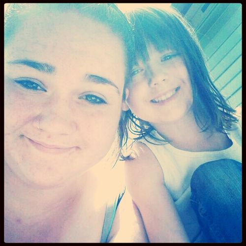 My Sister And I <3