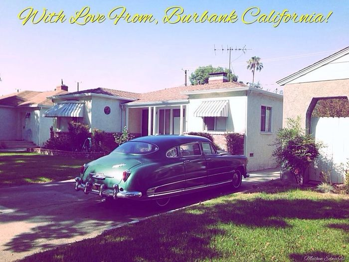 Burbank Ca Vintage Cars
