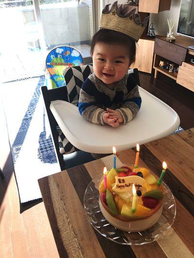よく育ってくれました👍🏻👶🏻🐲🍀 Half Birthday Half Birthday Party Babyboy Mysweetbaby Family Birthday Party Smiling Childhood Babyhood Indoors  Happiness Looking At Camera Birthday Cake Love ♥ 20170203
