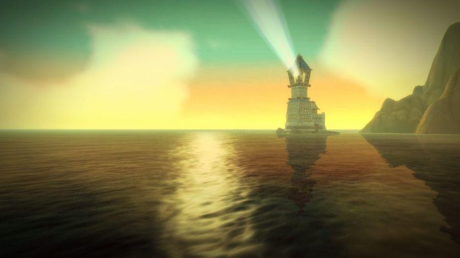 Mmorpg Game Worldofwarcraft Stormwind Lighthouse