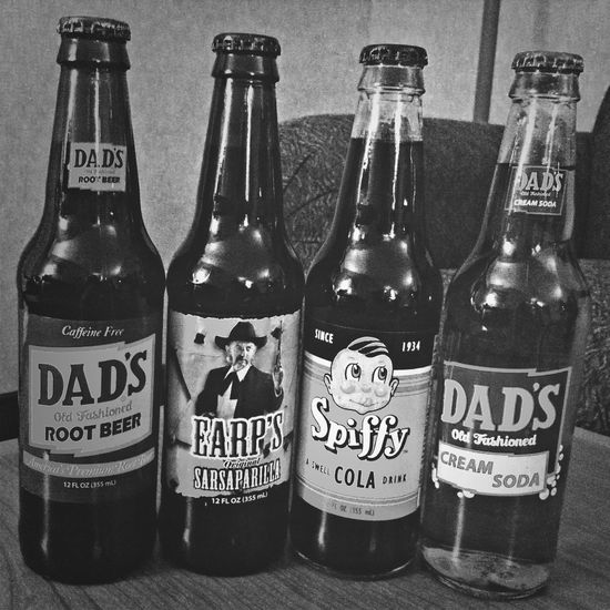 dollar drinks; dad's is literally a dime and a half ❤