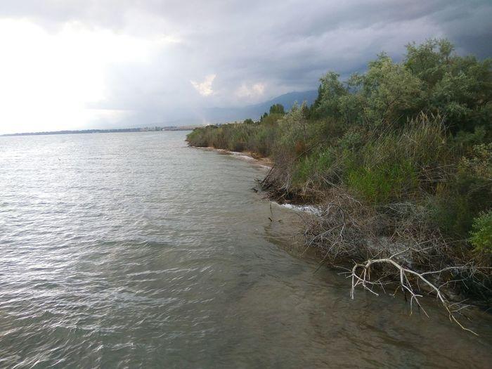 Лазурный берег Иссык Куля