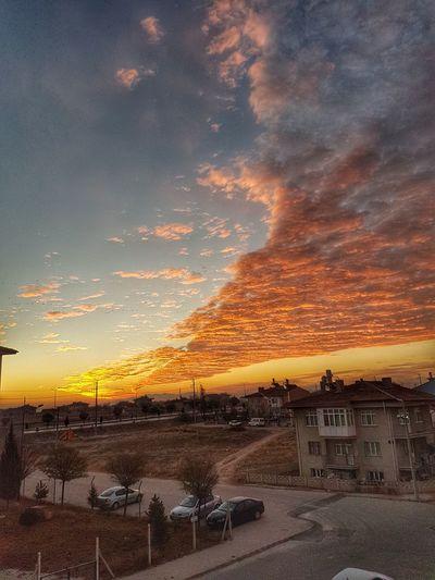 Beauty In Nature Cloud - Sky Morning Cloud Carpet 😊 EyeEmNewHere
