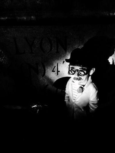 Figurephotography Maastricht Holland Night Clown Doris