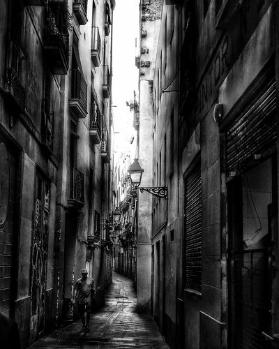 Barrio Gotic em Barcelona First Eyeem Photo The Street Photographer - 2017 EyeEm Awards