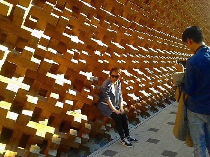 Japan Expo2015milano Wood