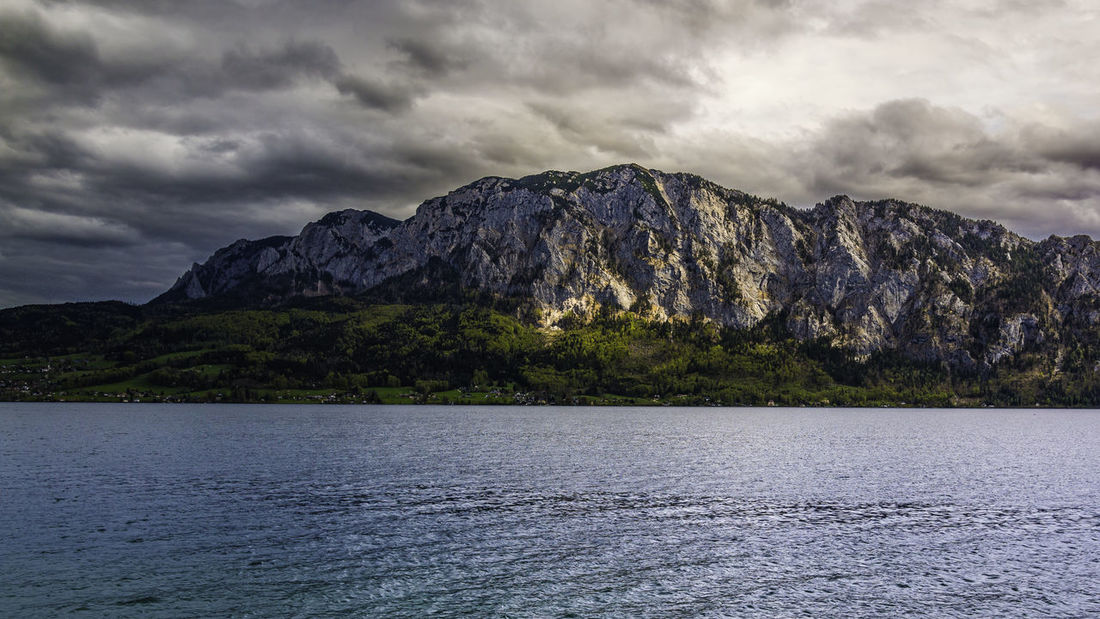 The Mountain Attersee Australia Clouds Cloudy Day EyeEm Best Shots EyeEm Gallery Gorgeous_sunsets Lakeshoredrive Mountainview Water_collection The Week On EyeEm