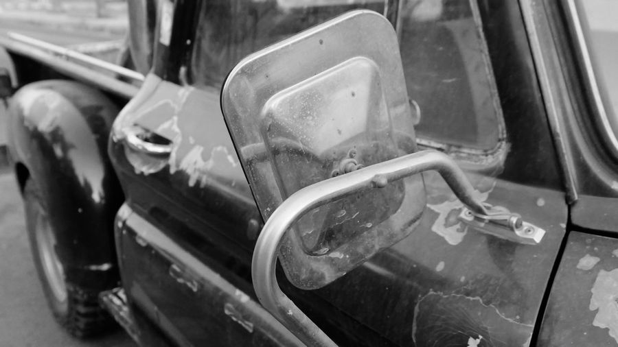 Old Car Old Old-fashioned Land Vehicle Mode Of Transportation No People Close-up Car Motor Vehicle Transportation Focus On Foreground Metal High Angle View Day Still Life