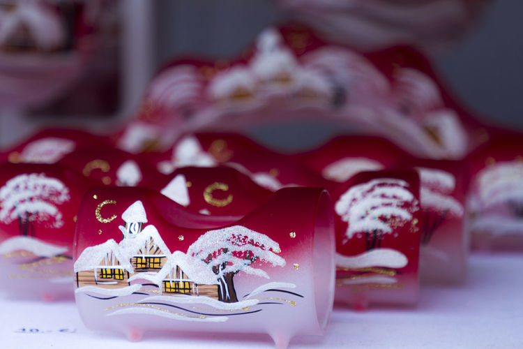 a few photos from the Košice Christmas market No People Close-up Indoors  Celebration Still Life Selective Focus Focus On Foreground Christmas Event Table Decoration Jewelry Art And Craft Large Group Of Objects Shoe Shiny Religion Silver Colored Pattern Gift