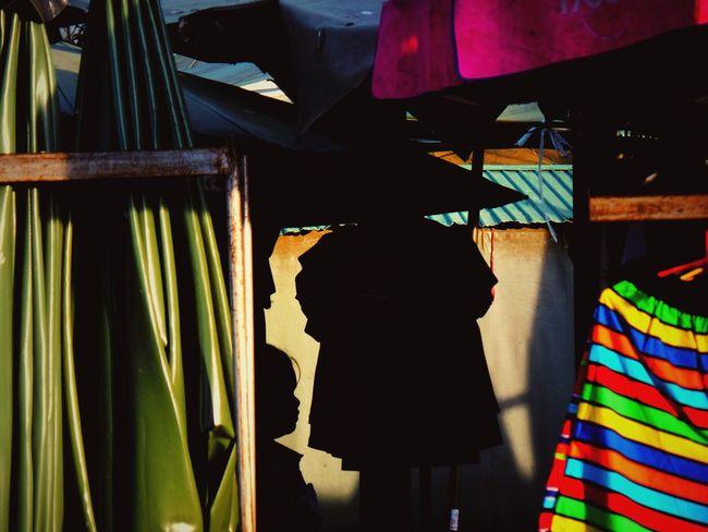 Thailand > Kanchanaburi SamsungWB350F. SlowDown99 พ.ศ.2560 Samsungphotography Samsungwb350f Wb350f Slowdown99 Multi Colored Day The Week Of Eyeem Thailand.. One Person People EyeEm Selects Umbrella Streetphoto_color Streetphotography First Eyeem Photo Kanchanaburi Fine Art Photography Markets