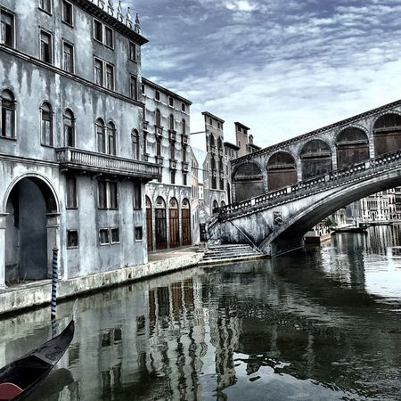 Arch Architecture Bridge Building Building Exterior Built Structure Canal Connection Culture Day Engineering Exterior Famous Place Historic In A Row Incidental People Mode Of Transport Outdoors Transportation Water