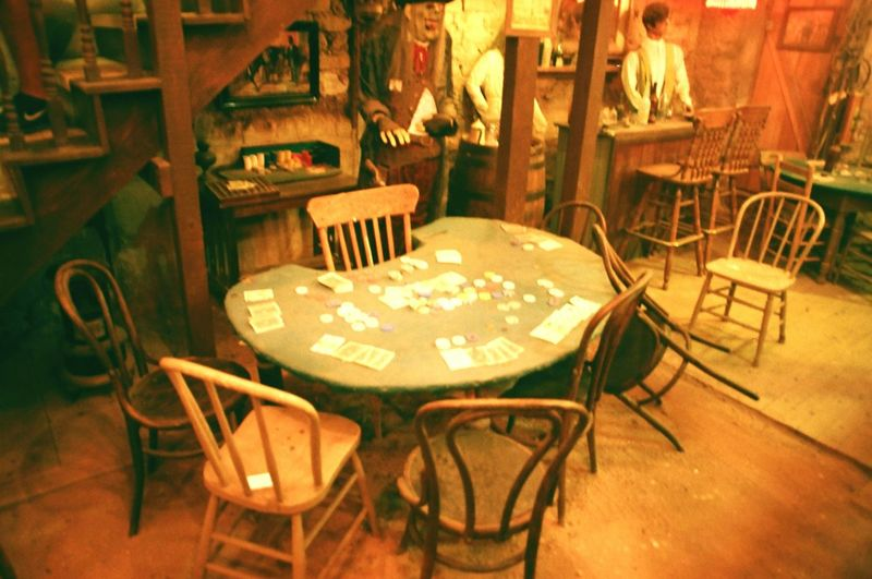 Tombstone Bird Cage Whorehouse Ok Coral Poker Wyatt Erp Dock Holiday Basement Poker Table