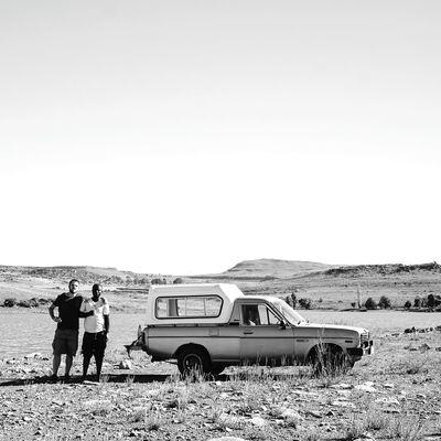 Mein Automoment Roadtrip South Africa