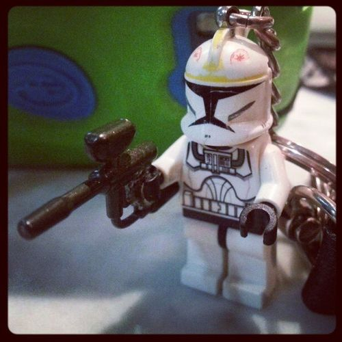 Even Clonetrooper misses Paintball ... Contractkillerssg Hkarmy starwars