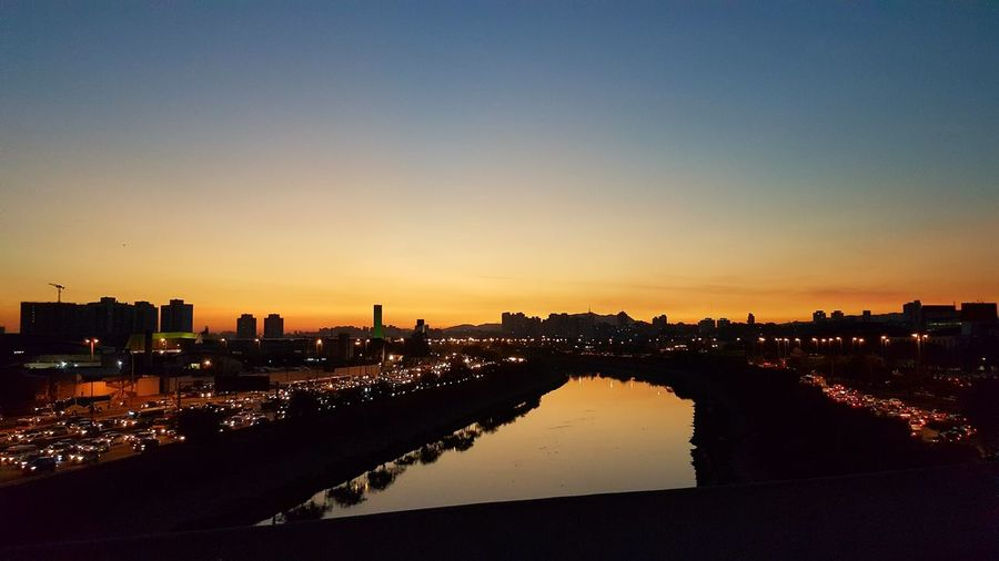Sunset Sky City Saopaulowalk Saopaulo_originals Saopaulocity São Paulo