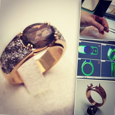 A Unique Customized Masterpiece. Order Process #diamond #diamonds #jewelry #jewellery #gold #customized #white #rosegold #stylish #trendy #unique #musthave #luxury #elegant #instagood #instalikes #art #beautiful #AntoineSaliba #biggest #online #jewe Diamonds Online  Byblos Luxury Beautiful Unique Art Instagood Beirut Customized Elegant MustHave Store Biggest Gold Trendy White Instalikes Stylish Rosegold Lebanon Antoinesaliba Jewellery Jewelry Jbeil Diamond