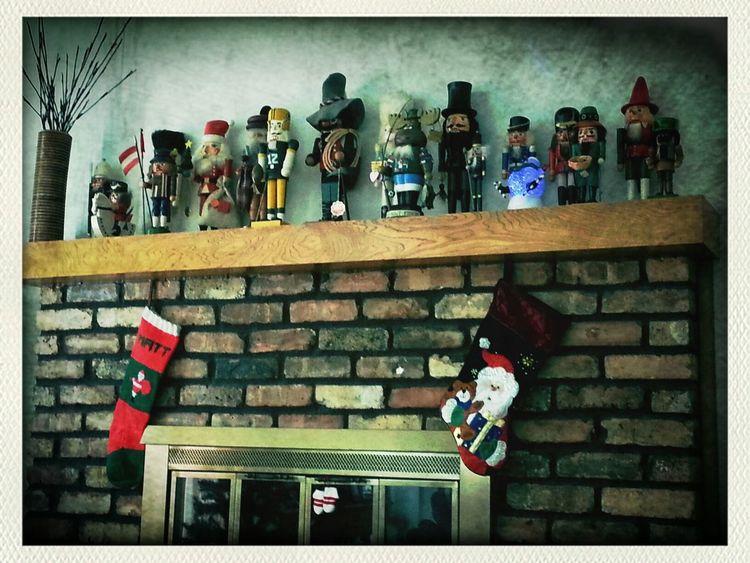 Christmas Decorating For Christmas Nutcrackers