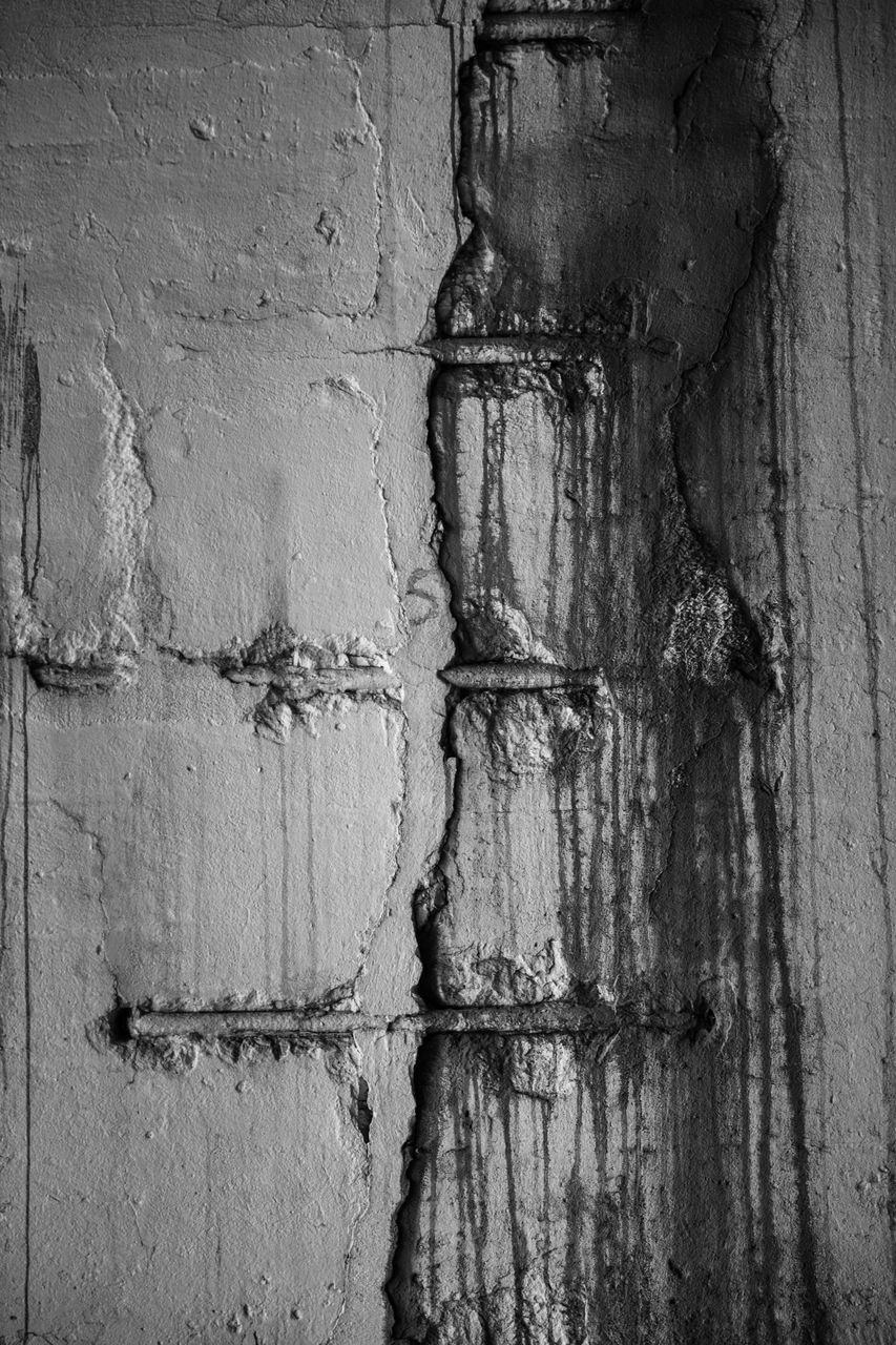 backgrounds, full frame, textured, weathered, old, close-up, no people, damaged, built structure, wall - building feature, architecture, pattern, wood - material, bad condition, run-down, peeling off, cracked, wall, rough, abandoned, deterioration, textured effect