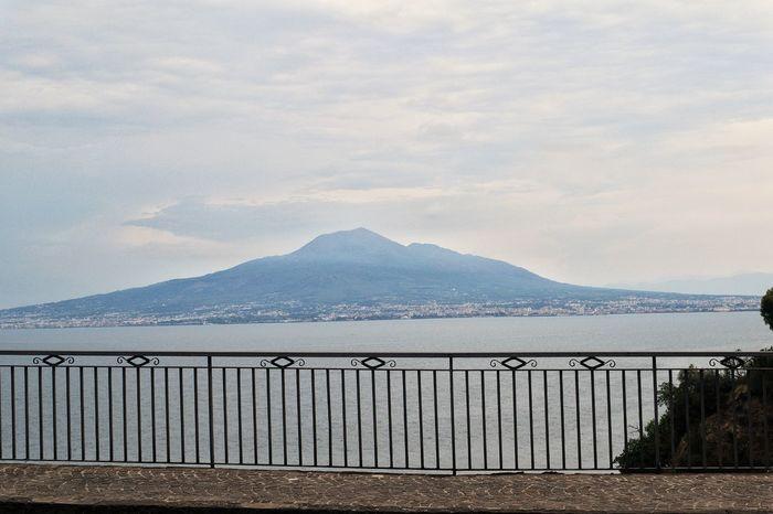 Mountain Outdoors Day Lake No People Water Mountain Range Nature Scenics Sky Beauty In Nature Vesuvio Vicoequense Italy🇮🇹 Napoli Naples
