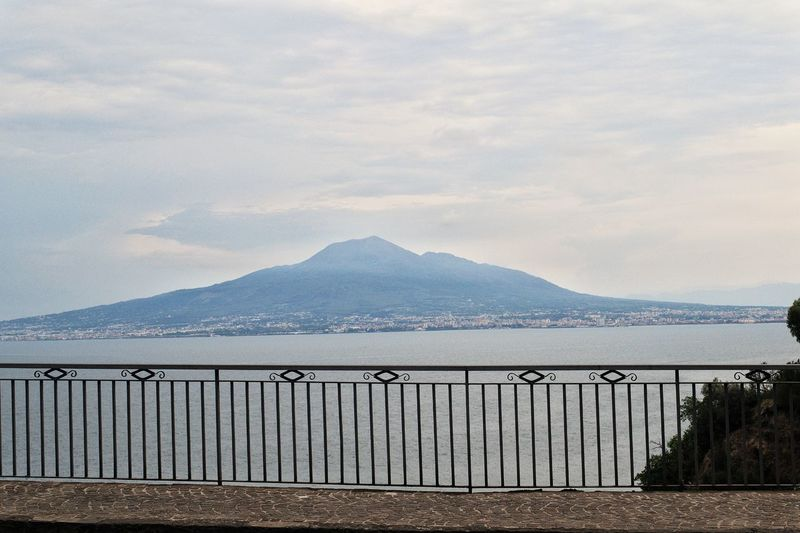 Mountain Outdoors Day Lake No People Water Mountain Range Nature Scenics Sky Beauty In Nature Vesuvio Vicoequense Italy🇮🇹 Napoli Naples