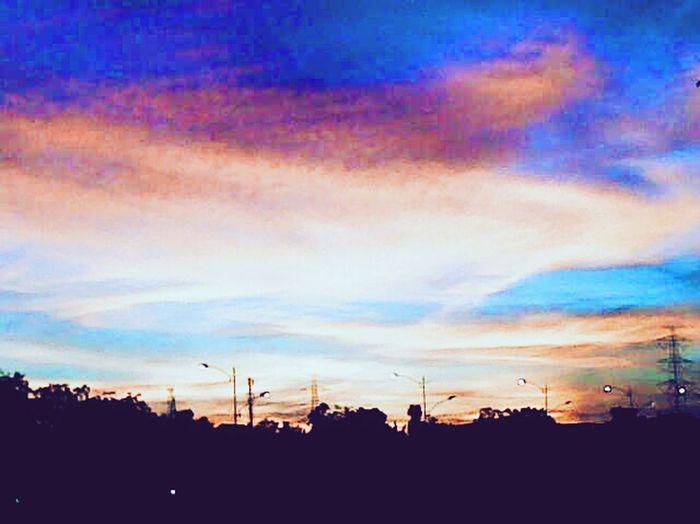 beautiful cloud
