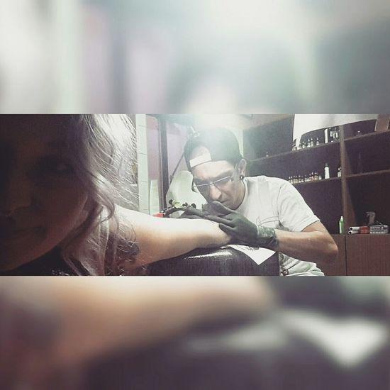 Tattoo Tattooedwomen Ink Inkedgirls Pierced