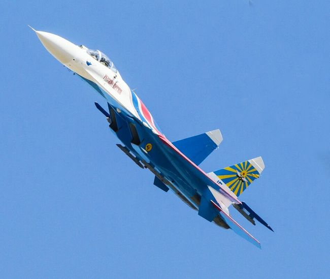 Russian Knight Flanker Su 27 Aircraft Avian Aviationphotography Spotting