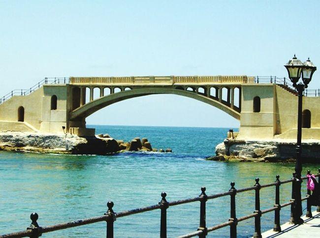 El Montazah Elmontazah Alexandria Alexandria Egypt Sea Sea And Sky