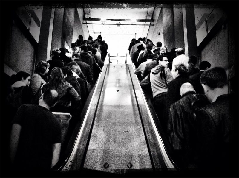 Hating Public Transportation