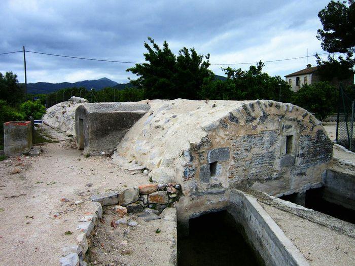 Casa Fosca. La Safor Potries Ruta De L'aigua.