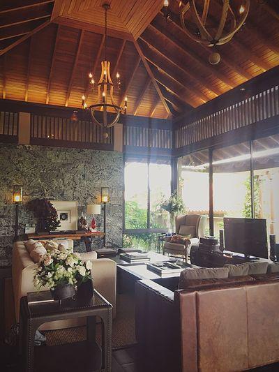 Puprapairesort Living Room Interior Design P49 Achitecture Relaxing Contemporary Kaoyai Iphone6splus