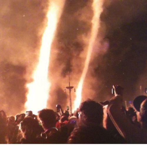 Electronic Music Shots Fire Burningman Fire Tornado Getting Crazy EyeEm Gallery Blackrockcity