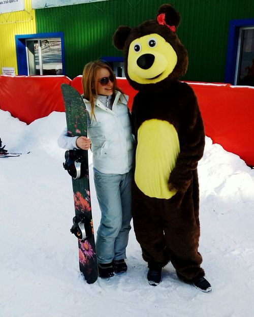 Hi Love♥ Happy People Snowboarding пильная Smile ✌ Russian Girl Beautiful Smile Girl Snowboard