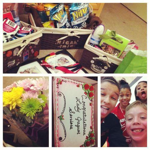 #SeniorNight , A Night I Will Remember ! ❤ #basketballfamily #AllIn #Cashh