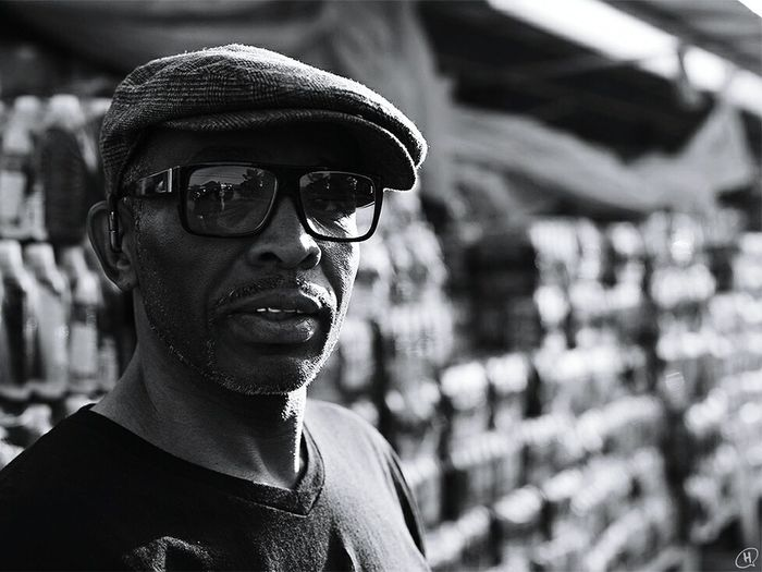 Headshot One Man Only One Person Outdoors Real People Day Close-up Glasses Goldfront Blackandwhite Blackandwhitephotography Streetphotography 27mm Fujixseries Fujixe2 Queens NYC NYC Xe2 Uniqueness Northbeach Eastelmhurst Distinguished Gentleman DISTINGUISHED